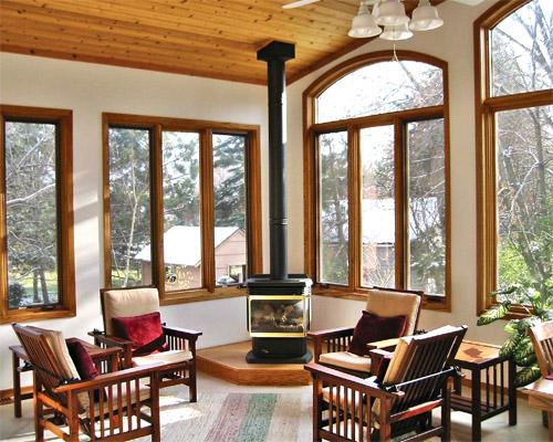 Почему деревянные окна лучше