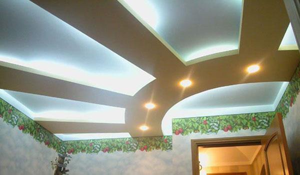 Гипсокартон или подвесной потолок