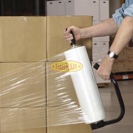 Стрейч-пленка как один из видов упаковочного материала