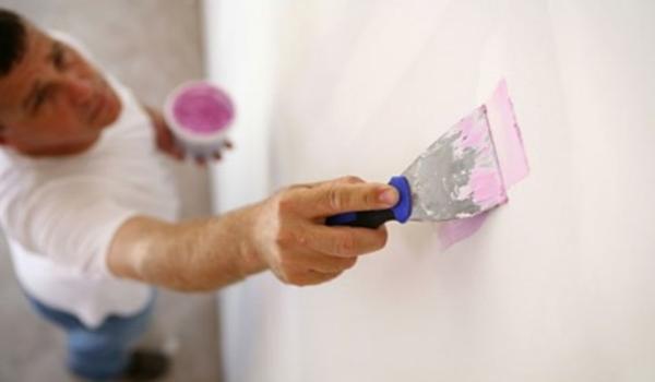 Подготовка стен и потолков к окрашиванию или оклейке обоями