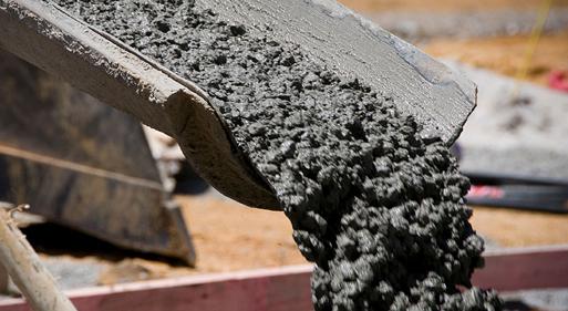 Товарный бетон для стройки