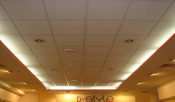 Нюансы ремонта потолка в коридоре