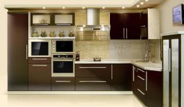 Делаем правильный ремонт кухни в доме