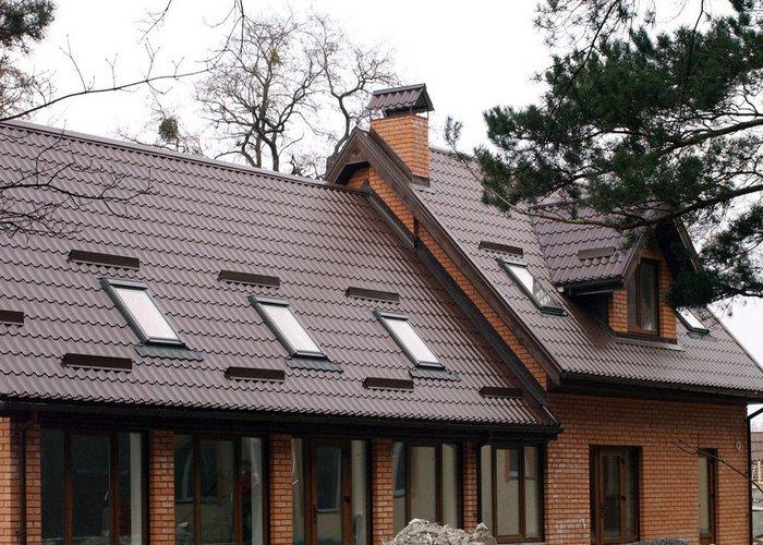 Если в доме есть мансардные окна