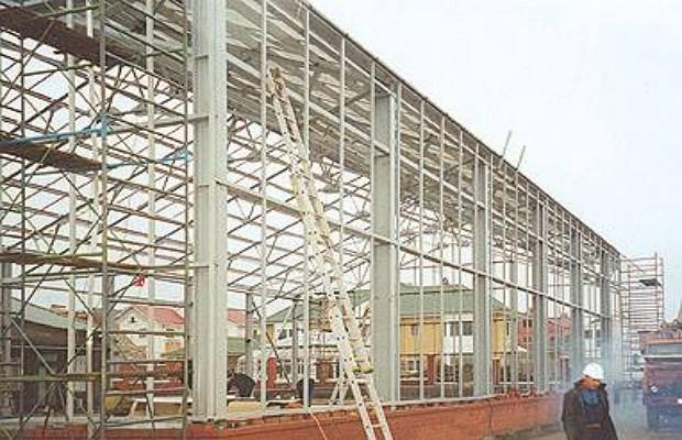 Строительство металлоконструкций своими руками