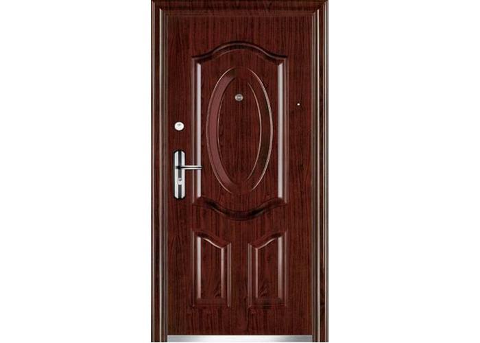 Следует избрать металлическую дверь?