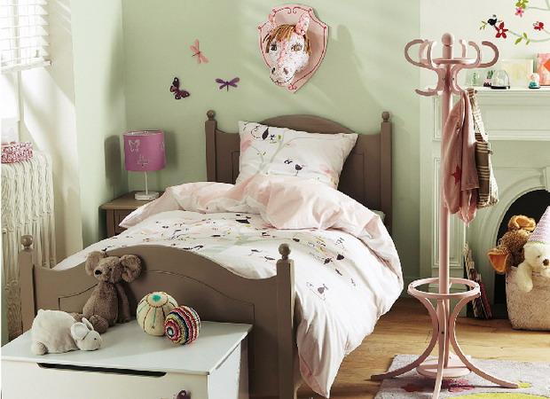 Как провести ремонт в детской комнате