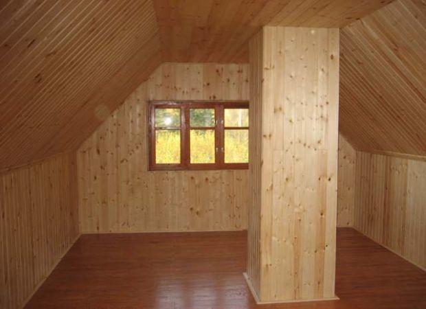 Строительство нового дома из бруса