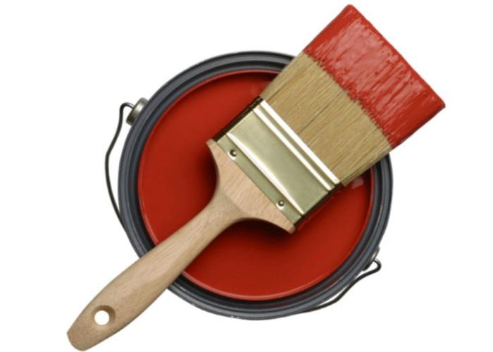 Стройматериалы - акриловая краска