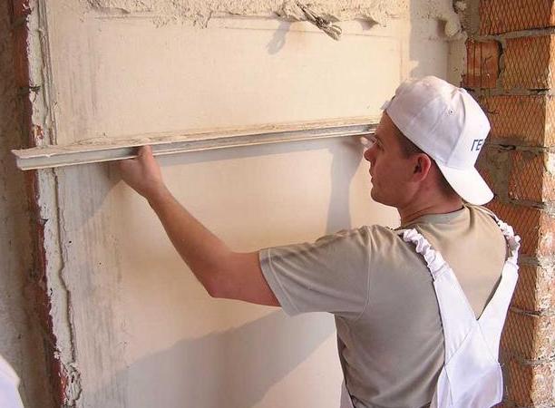 Что же делать с неровными стенами
