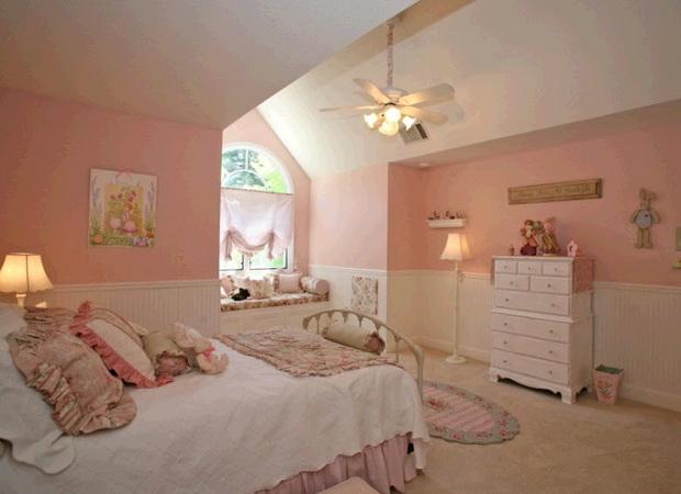 Правильный интерьер детской комнаты