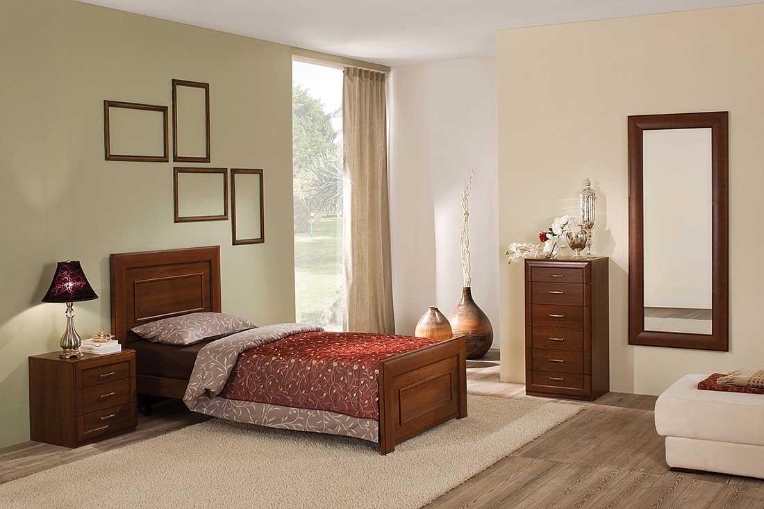 преобразование спальни