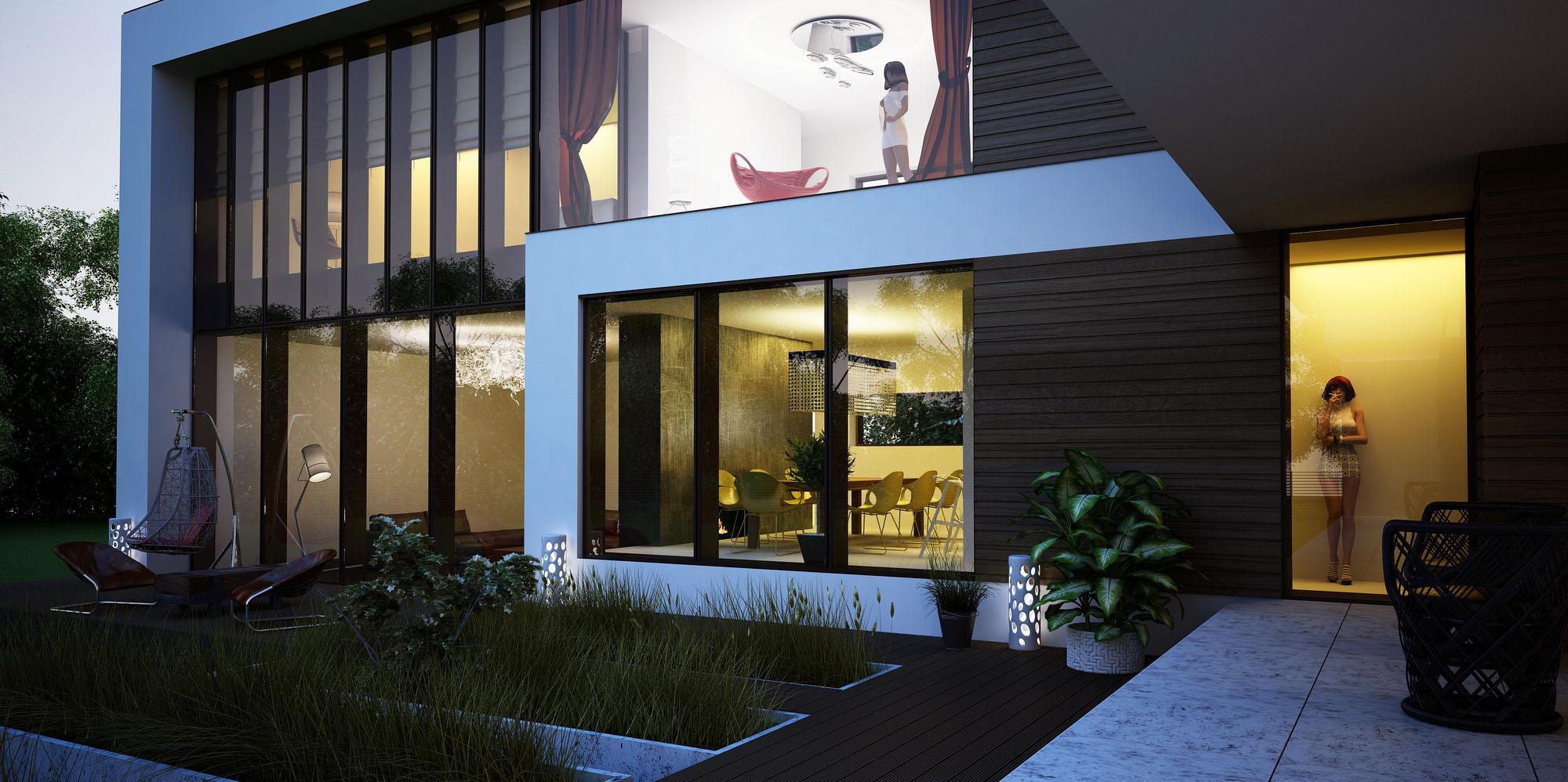 проект дома мечты