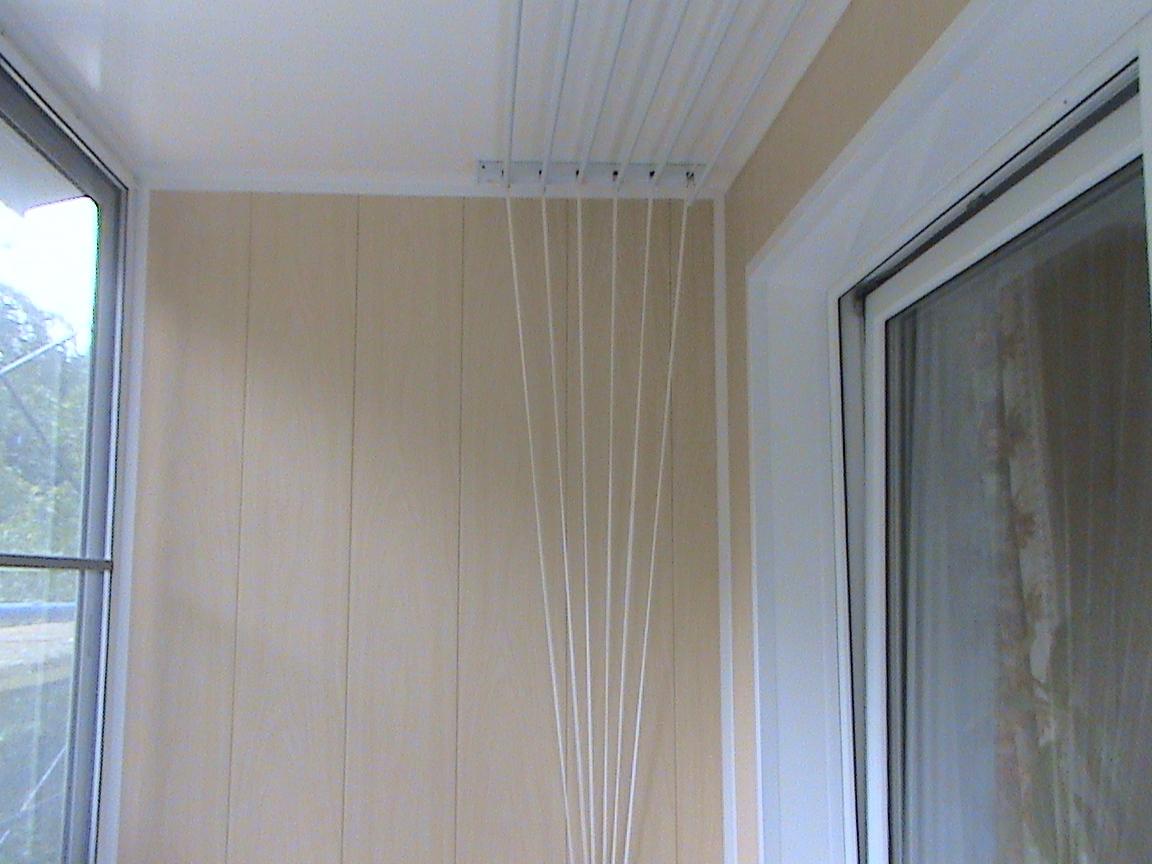 как привести в порядок балкон