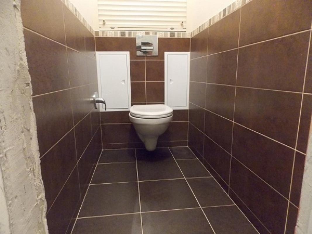 Замена туалета своими руками фото