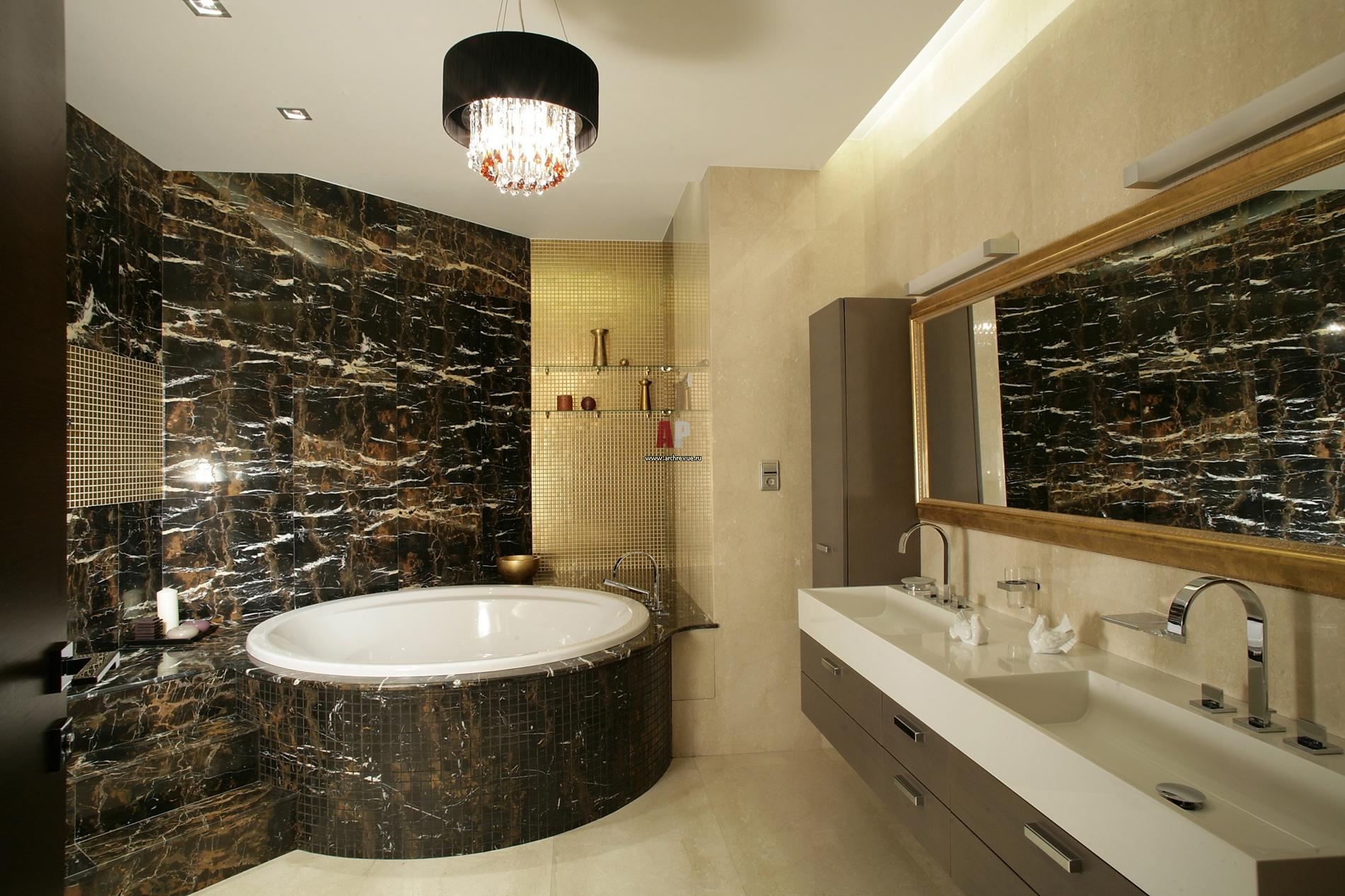супружеская ванная комната