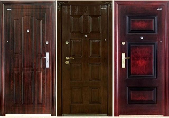 Преимущества использования стальных дверей