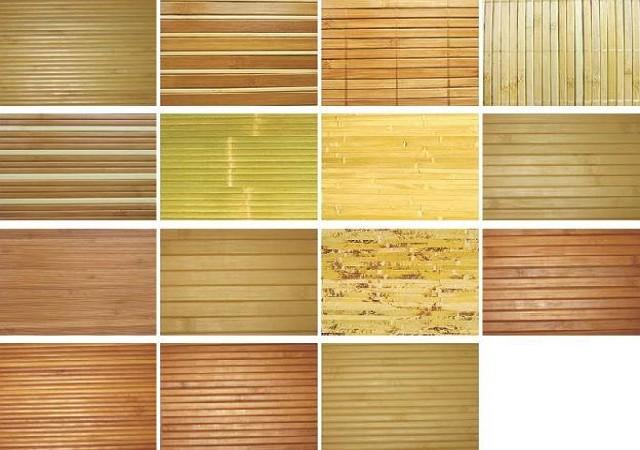 Достоинства и недостатки обоев из бамбука