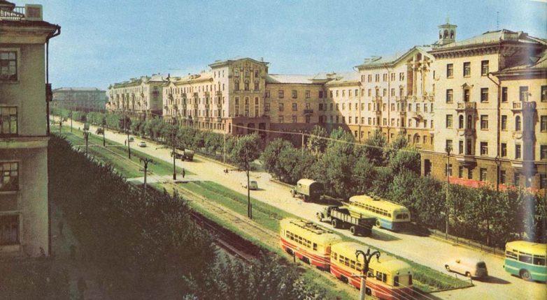 высота потолков в сталинских домах