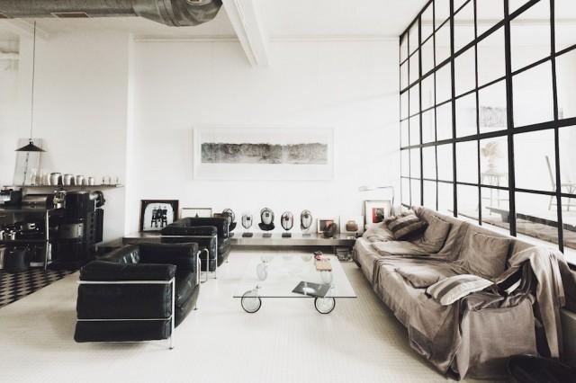 квартира студия дизайн интерьера фото