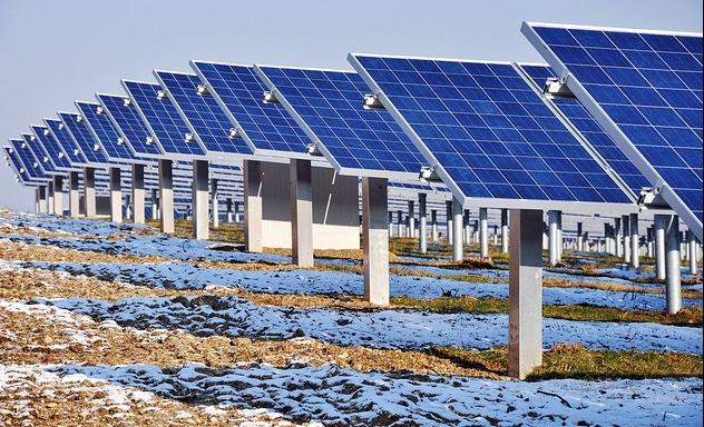 Недорогие солнечные электростанции