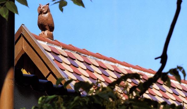 Замена крыши на оцинкованную