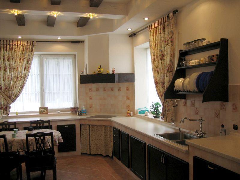 Обустройство кухни в городе Ростове