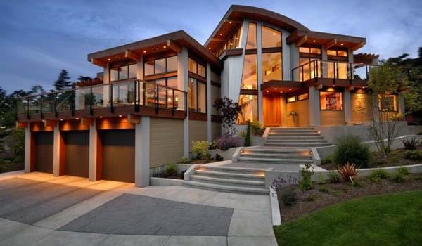 Канадские технологии в домостроении