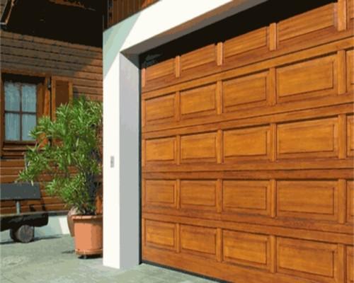 Секционные ворота ДорХан – это безопасность,  надежность и прочность, а также красивый дизайн