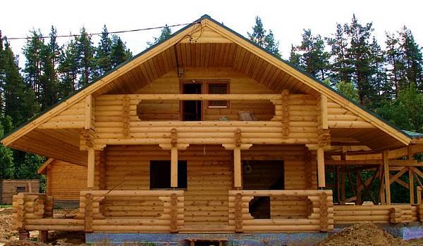 Особенности строения русской бани