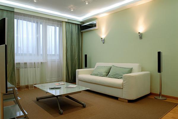 Ремонт европейского образца в квартирах, домах и коттеджах