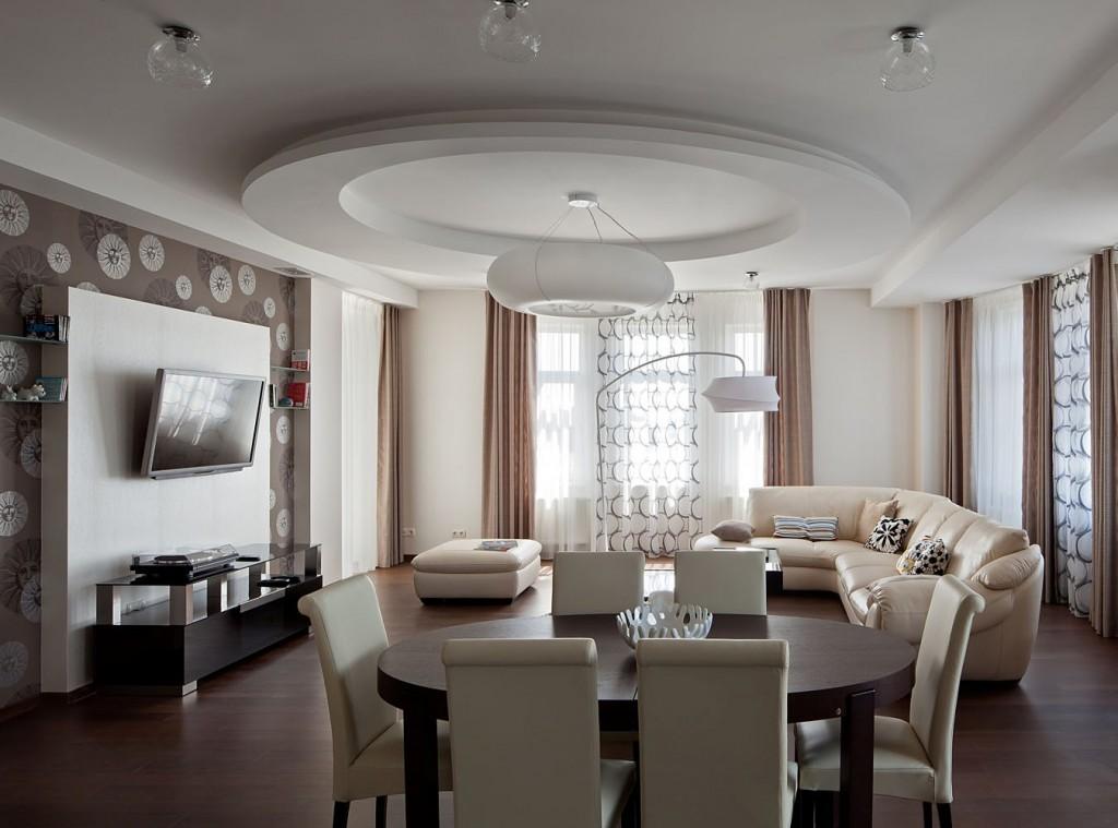 Современный дизайн преобразит интерьер квартиры