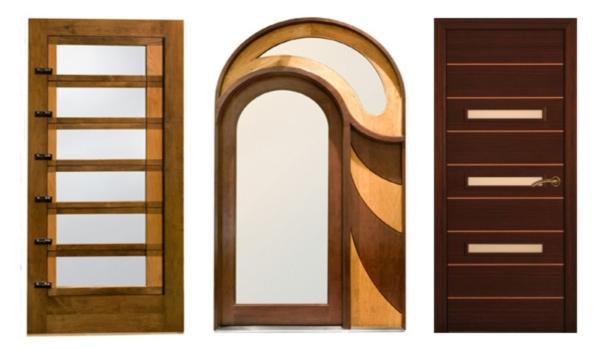 Разновидности межкомнтаных дверей