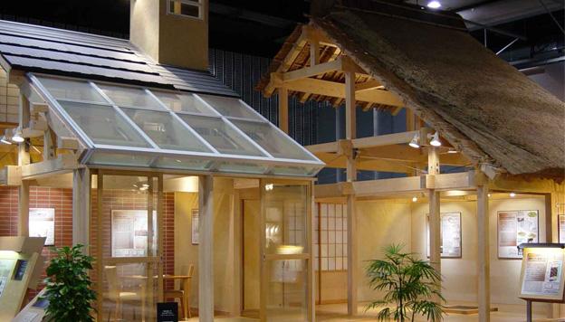 Материалы для экологических домов