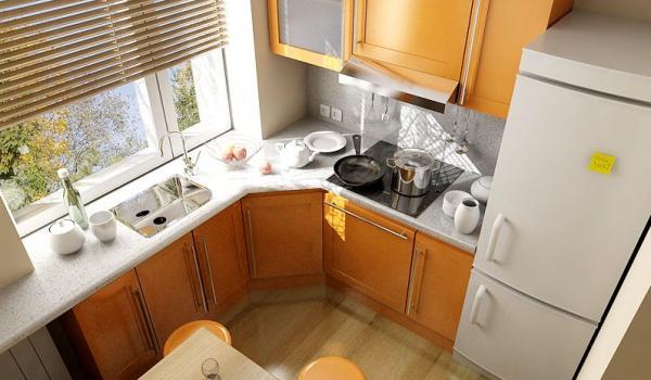 Какой пол для кухни лучше?