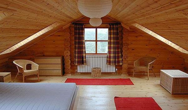 Необычная комната в обычном доме