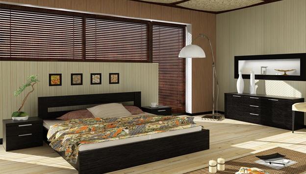 Как правильно расположить мебель в спальне