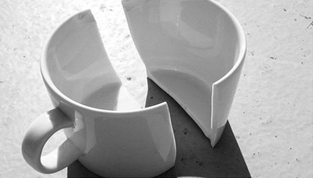 Склеивание фаянса и керамики