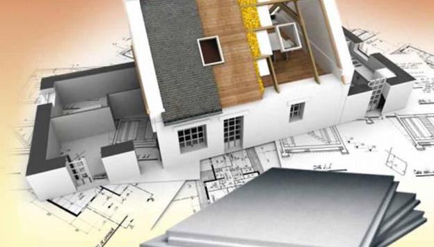 Материалы, необходимые для теплоизоляции крыш